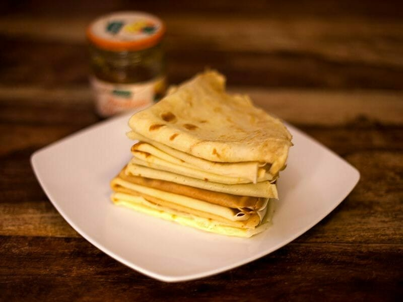 Pate A Crepes Au Thermomix Cookomix