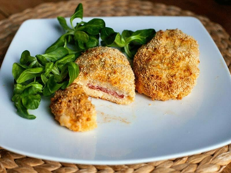 Cordon bleu au Thermomix