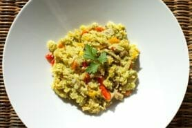 Arroz con pollo au Thermomix
