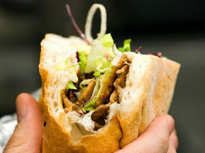 Kebab de poulet au Thermomix