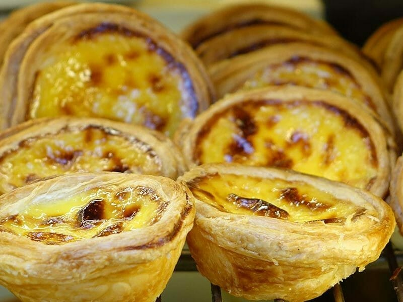Past is de nata au thermomix cookomix - Recette dessert rapide thermomix ...