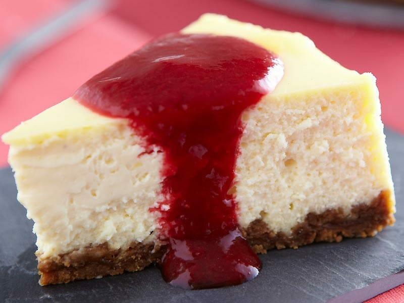 Cheesecake New-Yorkais au Thermomix