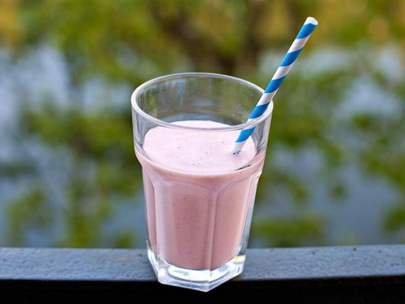 Smoothie «Good morning !» au Thermomix