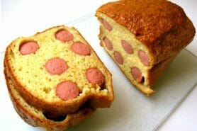 Cake hot-dog au Thermomix