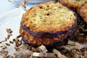 Havreflarn (galettes de flocons d'avoine)