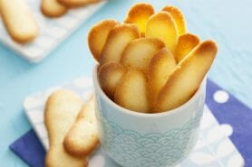 Langues de chat au Thermomix