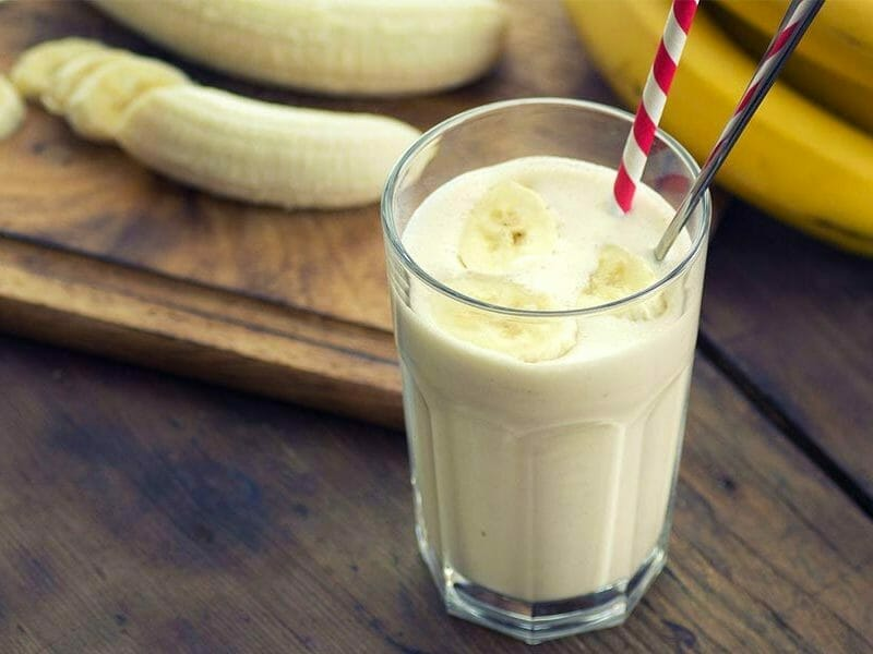 Smoothie banane au Thermomix
