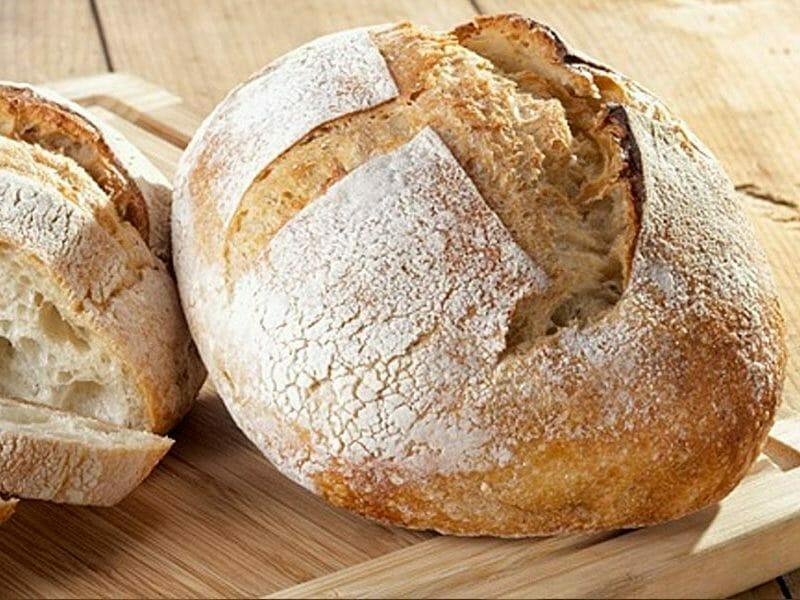Miche de pain au Thermomix