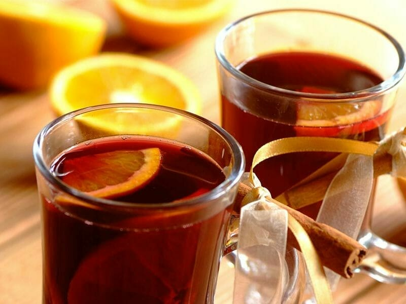 Vin chaud au Thermomix
