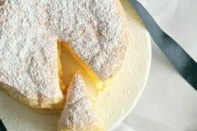 Gâteau de savoie au Thermomix