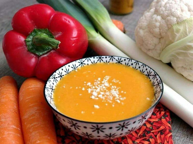 Soupe detox - Blogs de cuisine