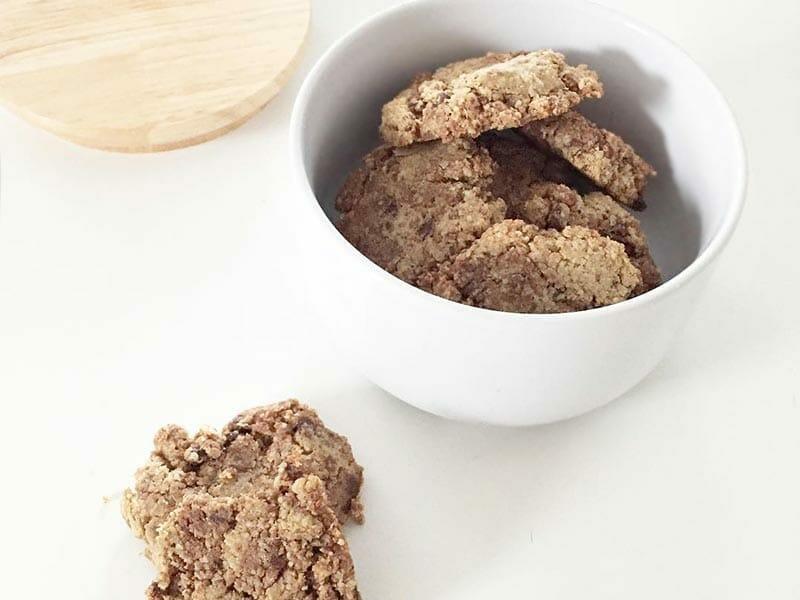 Cookies aux céréales au Thermomix