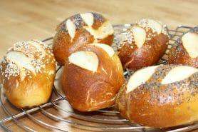 Mauricette – Petits pains alsaciens