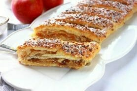Apfelstrudel (Strudel aux pommes)