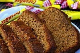 Cake aux carambars