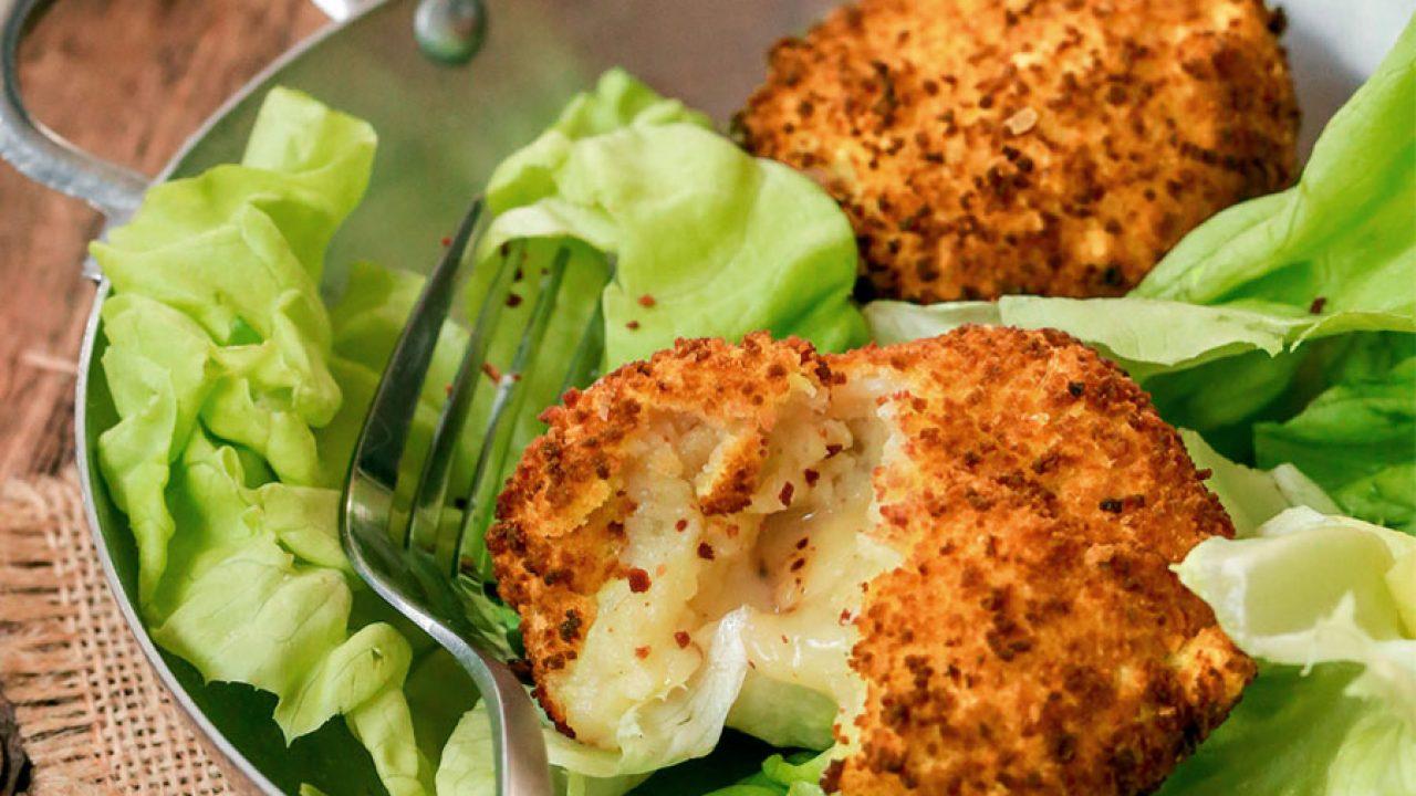 Croquette De Jambon Au Four croquettes de pommes de terre à la mozzarella au thermomix