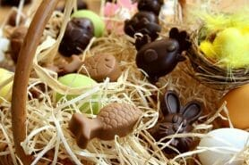 Chocolats de Pâques au Thermomix