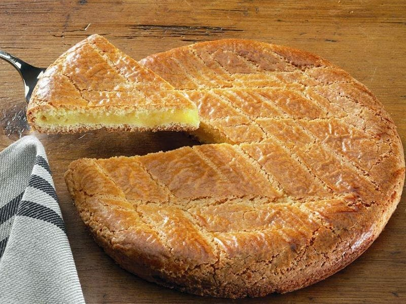 Gâteau Basque Au Thermomix Cookomix