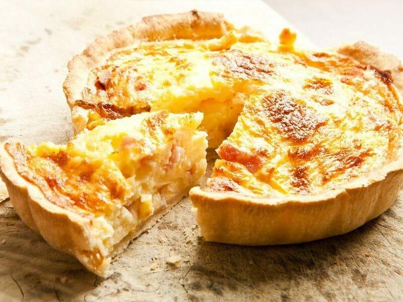 Quiche lorraine blogs de cuisine for Cuisine quiche lorraine
