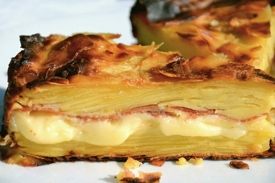 Thermomix Recette Cake Raclette