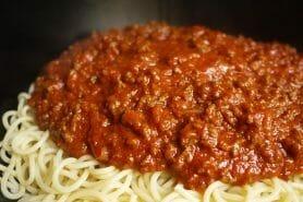 Sauce bolognaise à la Romagnole au Thermomix