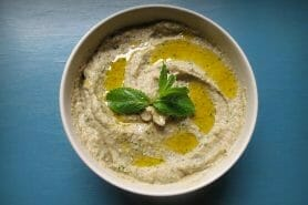 Moutabal – Caviar d'aubergine libanais