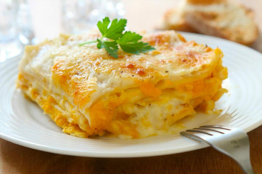 Lasagnes Au Potiron Cookomix