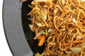 Nouilles chinoises