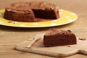 Gâteau au chocolat des écoliers