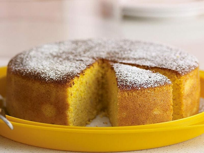Gâteau à l'orange au Thermomix