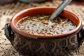 Soupe de lentilles – 3dess
