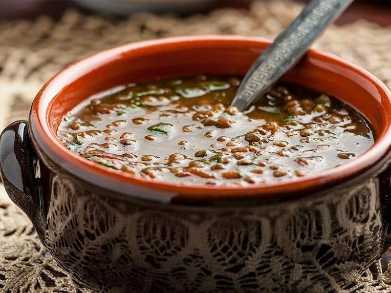 Soupe de lentilles – 3dess au Thermomix
