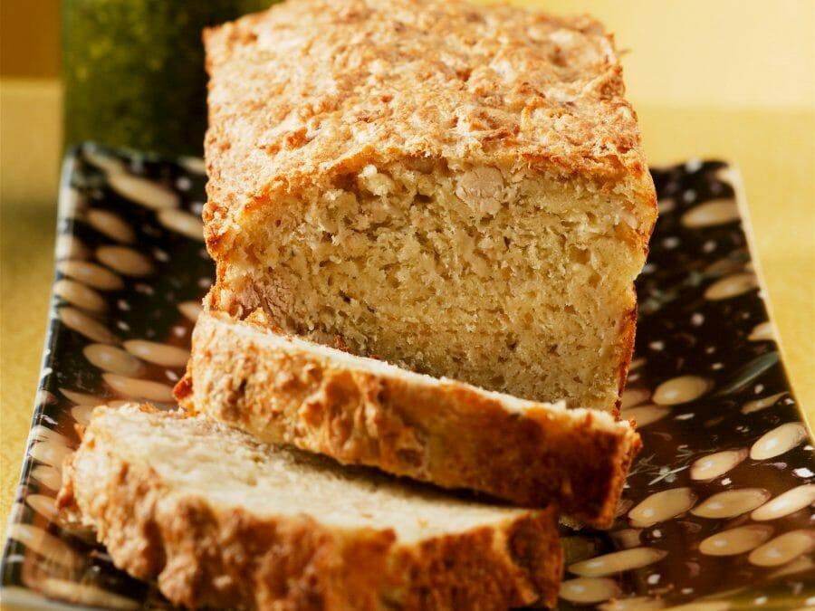 Cake Au Thon Et Tomates Thermomix