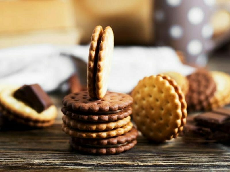 Petit prince au chocolat au Thermomix