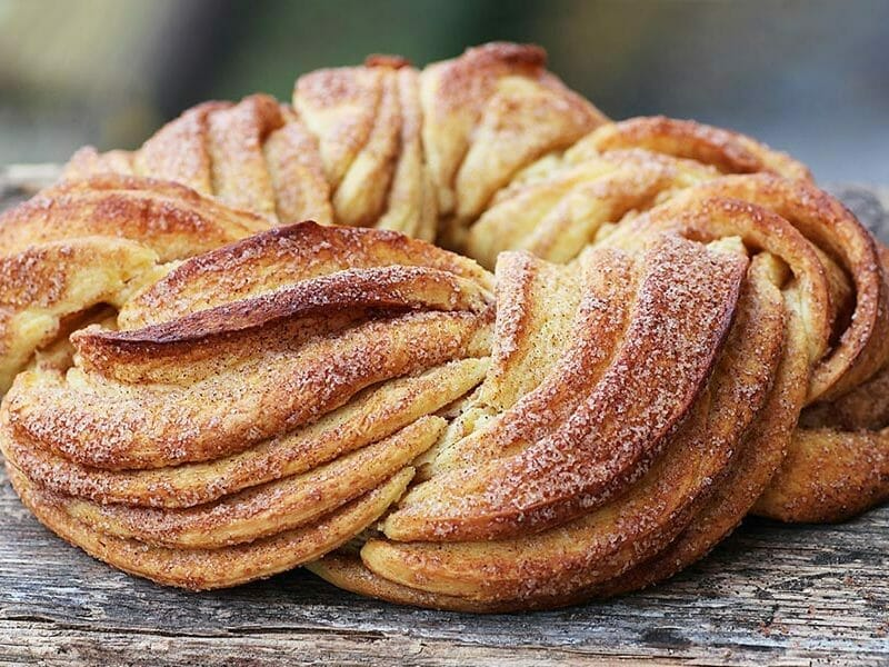 Kringle estonien au Thermomix
