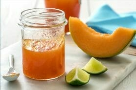 Confiture de melon au Thermomix