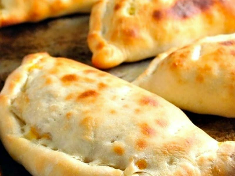 Calzone au Thermomix