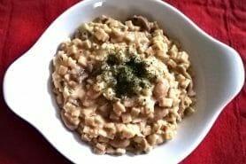 Risotto de crozets et champignons