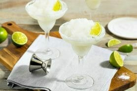Frozen margarita au Thermomix