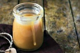 Sauce caramel au Thermomix