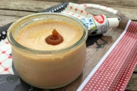 Petits pots de crème de marrons