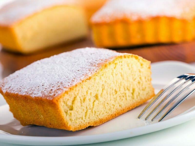 Gâteau au vin blanc au Thermomix