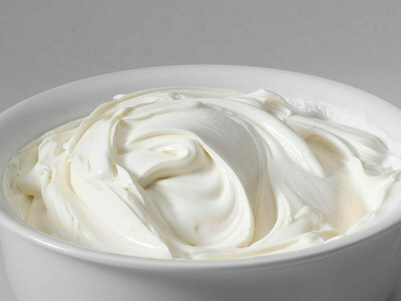 Mascarpone au Thermomix