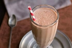 Milk-shake Nutella