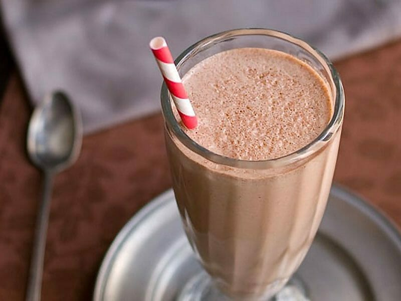 Milk-shake Nutella au Thermomix