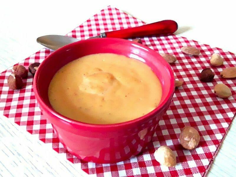 Crème pralinée au Thermomix