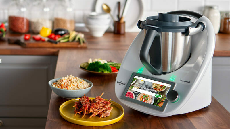 Le Thermomix TM6. 11 Mar 2019