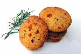 Cookies romarin et abricots