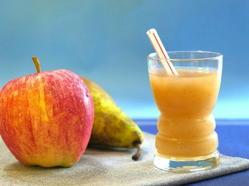 Compote pomme poire au Thermomix