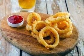 Onion rings au Thermomix